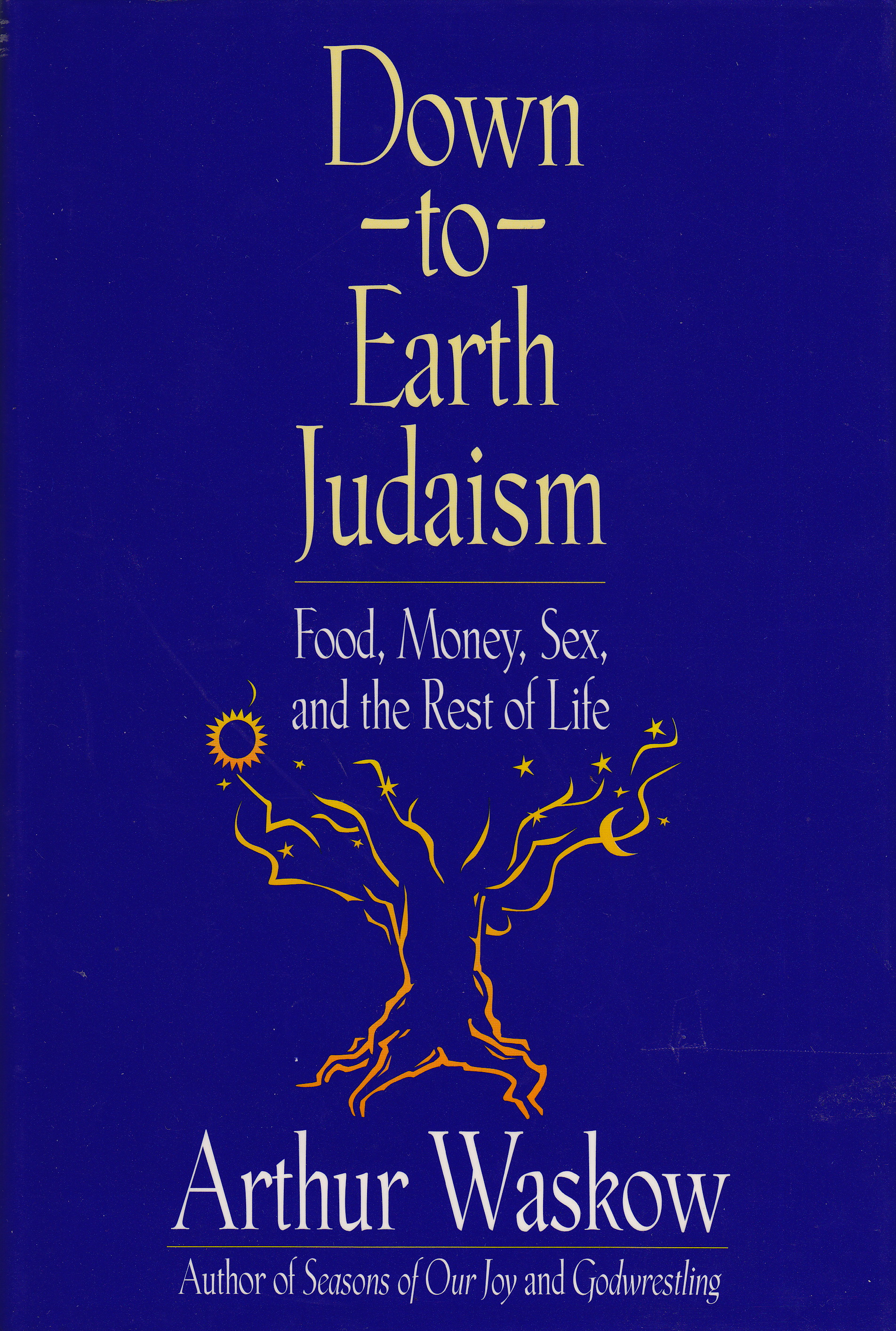 Down to Earth Judaism