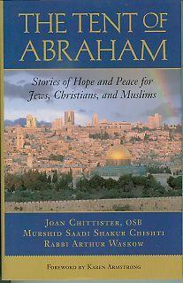 """Photo of """"The Tent of Abraham"""" book cover"""
