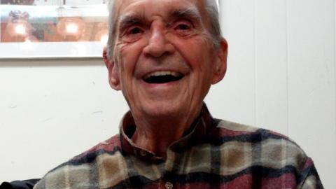 Photo of Daniel Berrigan