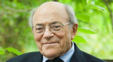Rabbi Leonard Beerman, who died Dec. 24, 2014